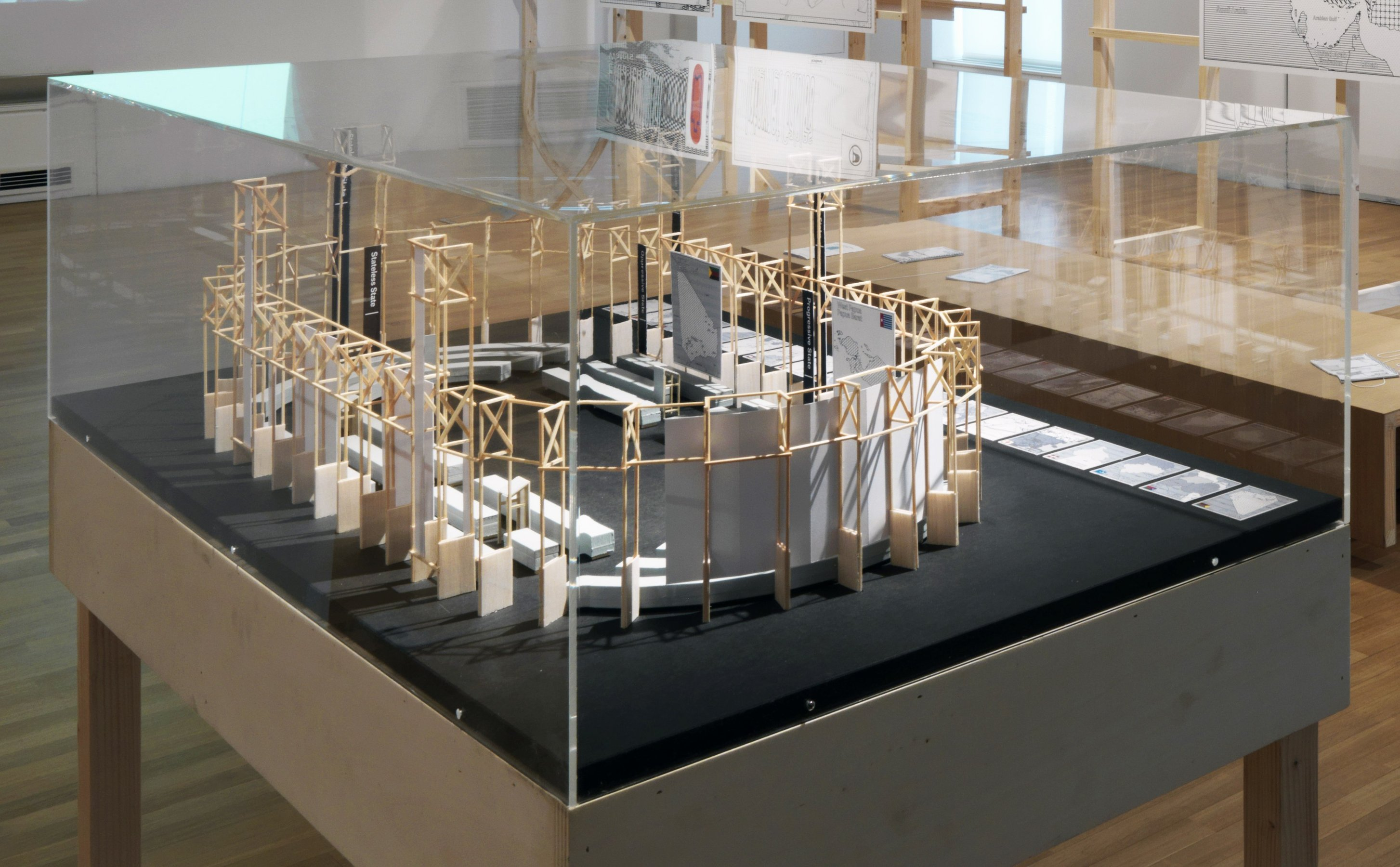 New World Summit - Brussels (architectural model)