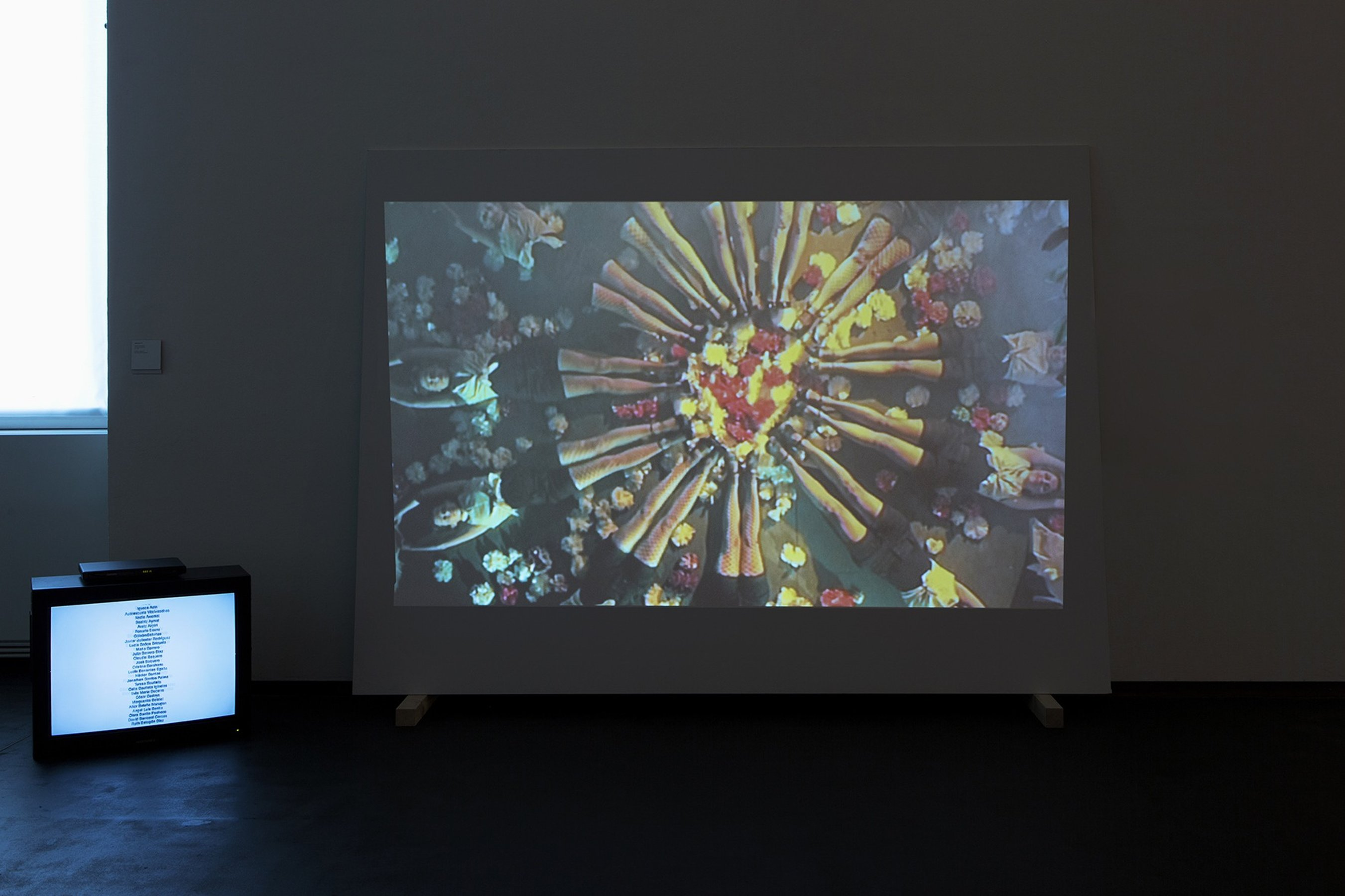 Marinella Senatore, 2009 Speak Easy - Director's Cut, 2009 Stills from HD video projection