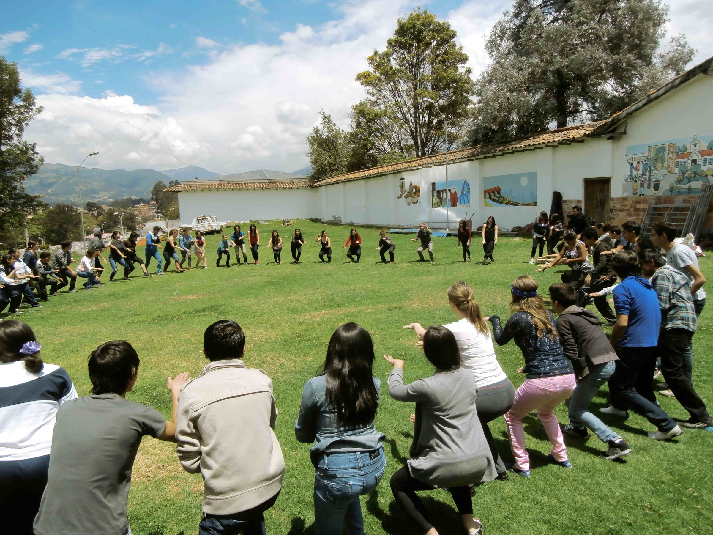 The School of Narrative Dance (Ecuador)