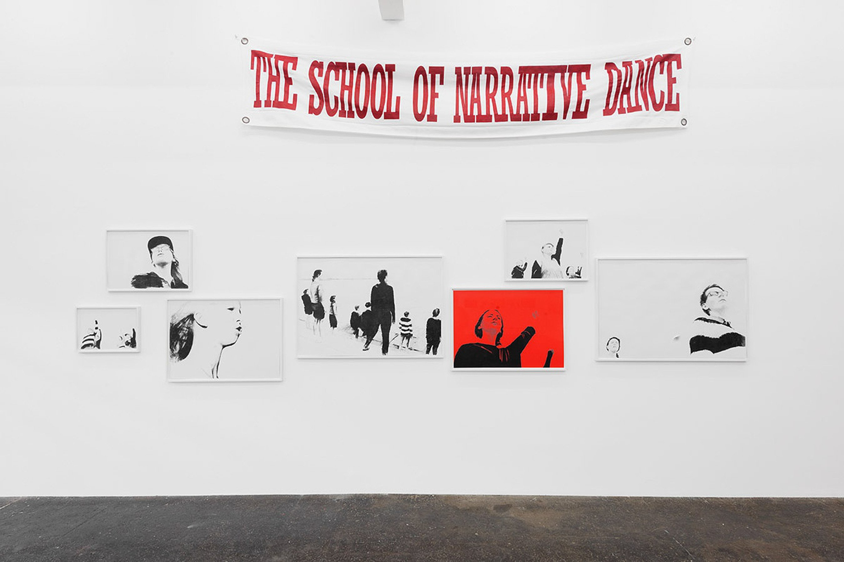 Marinella Senatore The School of Narrative Dance, 2012 Sweden)  partecipatory project and series of different media
