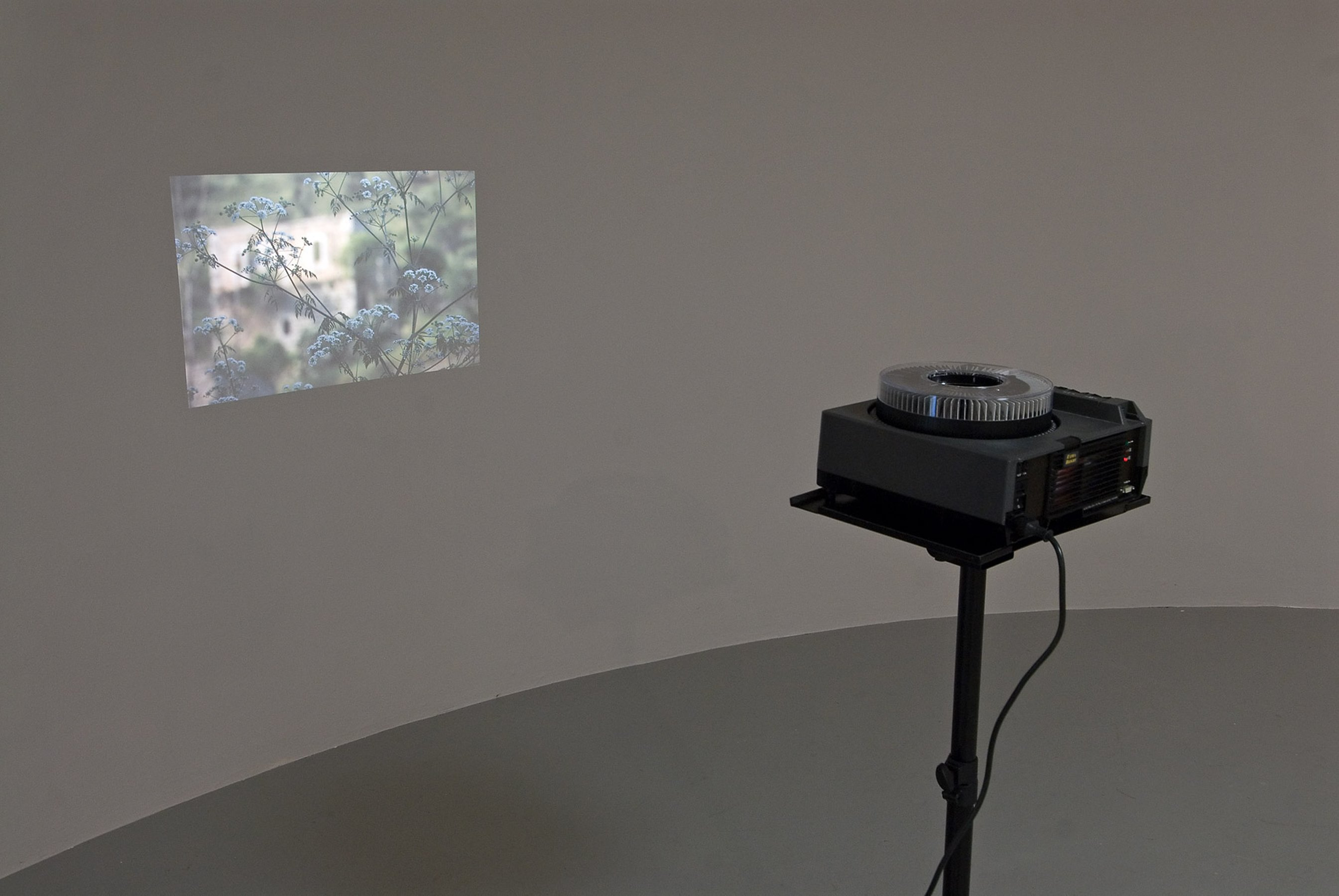 Unmade Film - The Reconnaissance, 2012 - 2013, slide projection