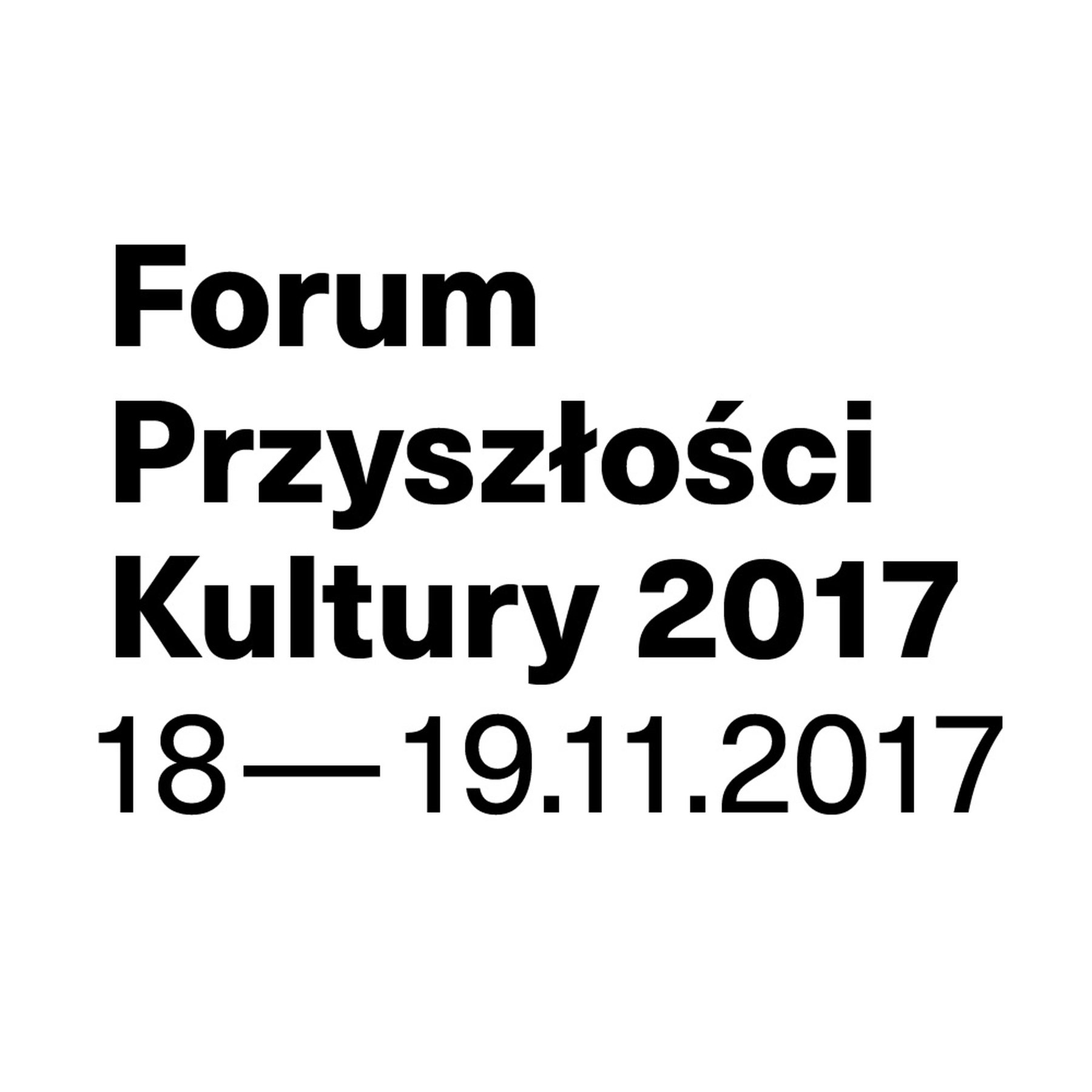 Forum for the Future of Culture